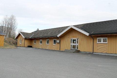 For smått: Her i Hestehagen holdt MegaLink til, men måtte flytte (innfelt) i sommer fordi bedriften trenger utvidelse. Foto: Pål Brikt Olsen