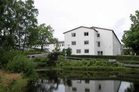 Sunnaas sykehus. Foto Tor Bjarne Christensen