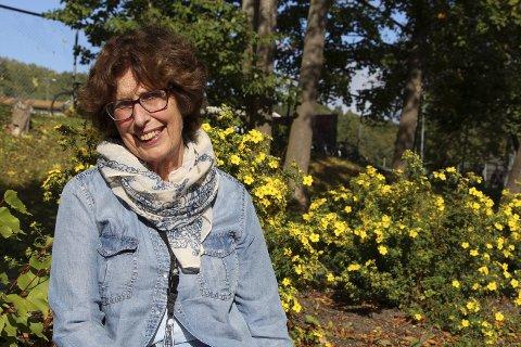 Blir pensjonist: – Jeg kan trygt si at jeg har vært på riktig hylle, selv om ting jeg har fått høre har vært tungt å bære. Men ikke en eneste dag har jeg vært lei, sier Martie Holljen.Foto: Mariann L. Dahle
