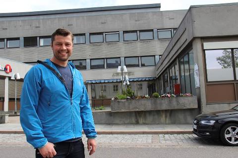 VENTER:  - Det er trist at kommnunen bruker så lang tid på å behandle verneplanen, sier Richard Slåke i Slåke Invest. FOTO: Ole Jonny Johansen