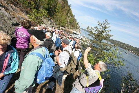 Torsdag arrangeres det en enkel minnehøytidelighet på Håøya 2. november. Båt går fra Sundbrygga klokken 1250, og er tilbake klokken 1415.