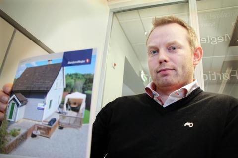 - Markedet er nok noe mer avventende enn tidligere, sier eiendomsmegler Carsten Syvertsen.