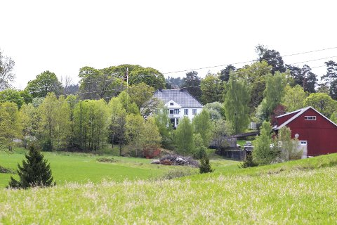 Harald Røers konkursbo krevde tilbakeførelse av eiendommen for dekke kokursen, men først måtte retten avgjøre om det var far eller sønn som står som reel eier. Foto: Tora Lind Berg