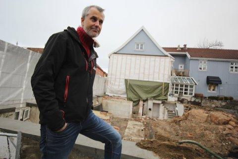 TØFFERE: Under ledelse av byggmester Sindre Sandberg skal det lokale næringsrådet bli mer offensivt, ikke minst overfor Frogn kommune.