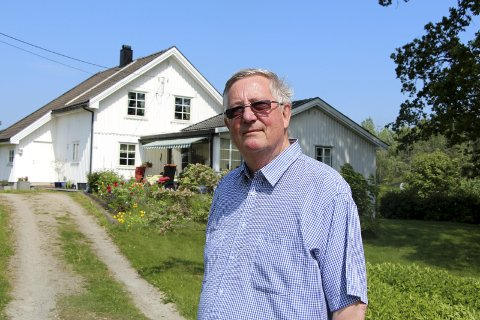 Bjørn Loge i Verneforeningen Gamle Drøbak