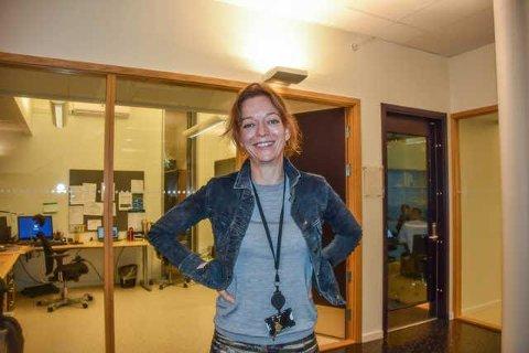SLUTT: Hege Britt Johnsen gir seg som rektor etter bare to år i sjefsstolen. FOTO: Arkiv