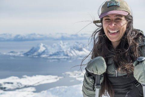 Talentfull: Bijora Sardarian skal lede overgangen fra snowboardforbundet til et brettforbund med idrettene skateboard, surfing og snowboard. Foto: Daniel Tengs / Snowboardforbundet