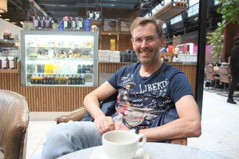 TREKKER SEG: Ulf Bjerknes gir seg som administrerende direktør i XXL.