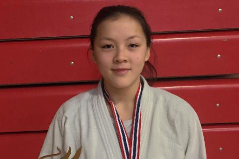 Siri Flaen fra Nesodden tok judo-gull i Norgescup.