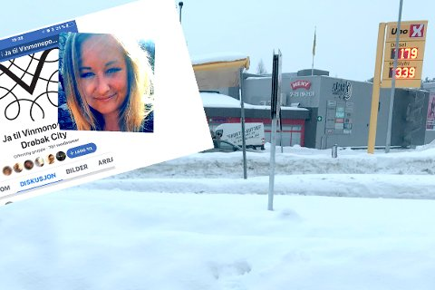 Camilla Wig Steens facebookgruppe «Ja til Vinmonopol på Drøbak City» hadde faktisk 761 medlemmer da Amta skrev om det. Søndag morgen er gruppen oppe i 950 medlemmer, selv om mange argumenterer sterkt for å beholde polet nede i Drøbak sentrum.