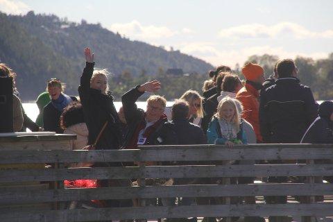 GOD RESPONS: Kultursjef på Nesodden, Ellen Knutsen, mener Kystkulturisten skaper stolthet og tilhørighet.