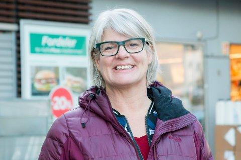 TAKKER FOR SEG: Caroline Daland kan se tilbake på en lang tid hos Shell/7-Eleven på Dyrløkke.