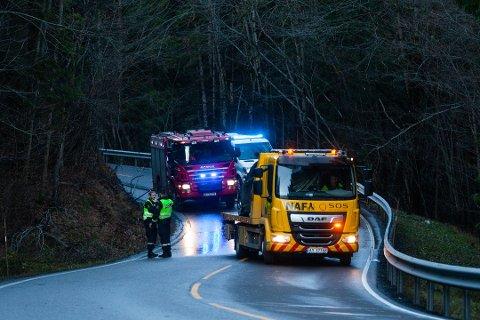 FARLIGE VEIER: Statens vegvesen peker ut flere farlige veier i distriktet.