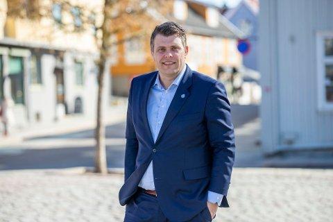 Jøran Kallmyr fra Drøbak er valgt inn som styremedlem i Frogn Frp.