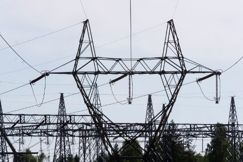 Fastpriskontrakter i strømmarkedet har vært det klart smarteste i år. Foto: Terje Pedersen / NTB scanpix