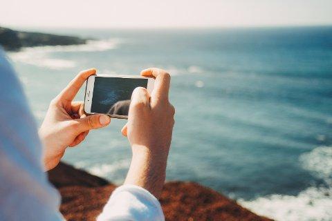 Lær å ta bedre bilder med din smartphone