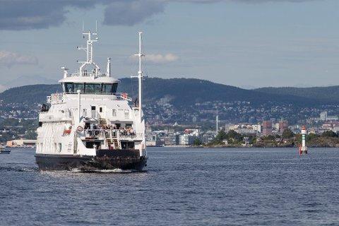 Nesoddbåten: Det kan bli utfordrene å komme seg til og fra Oslo hvis Kongen blir tatt ut i streik. Foto: Arkiv