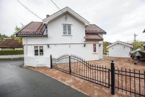 Råkeløkkveien 4 i Frogn er solgt for ni millioner kroner.