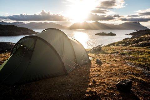 Teltturer bør være tilgjengelige for alle uansett om man har eget telt eller ei.