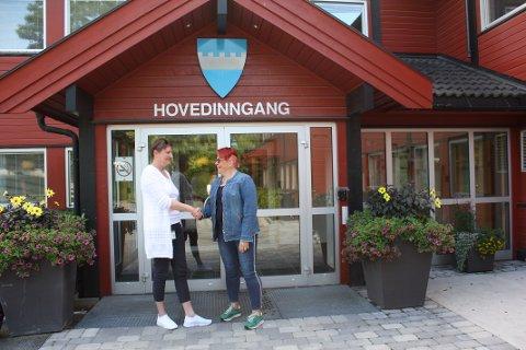 Forslag: Rita Hirsum Lystad (Ap) lister opp flere forslag for å trygge arbeidsforholdene i Frogn kommune.