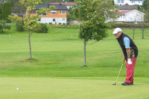 Tirsdag kan alle som har diabetes, få prøve golf i regi Drøbak Golfklubb.