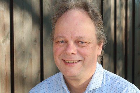 Henning Korsmoe, 1.kandidat for Nesodden KrF
