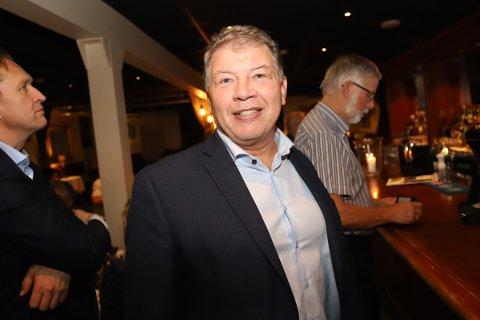 STØRST: Høyre og Haktor Slåke er størst på valgdagsmålingene. Nå begynner diskusjonene med de andre partiene, og han ser til borgerlig side.