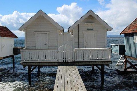 For prisen på et attraktivt badehus på Nesodden kan du få en bolig andre steder i landet.