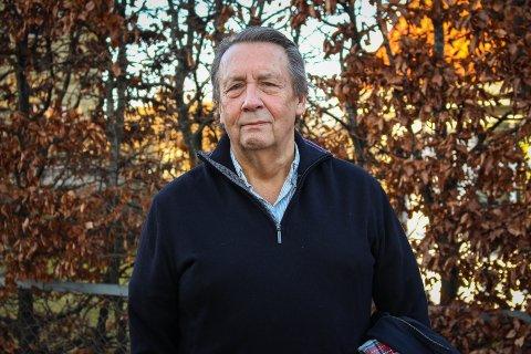 REAGERER: Ulf Michaelsen reagerer på imøtekommelsen på legevakten på Ski sykehus. Han mener at helsa må bli satt høyere på prioriteringslista enn nye rundkjøringer.