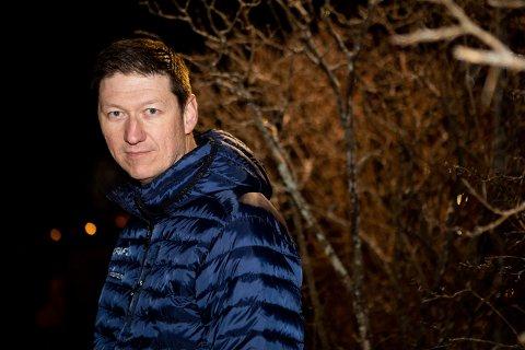 ÅPEN: Ole Kristian setter pris på tilbakemeldinger etter at han delte åpent om konas selvmord i jula.