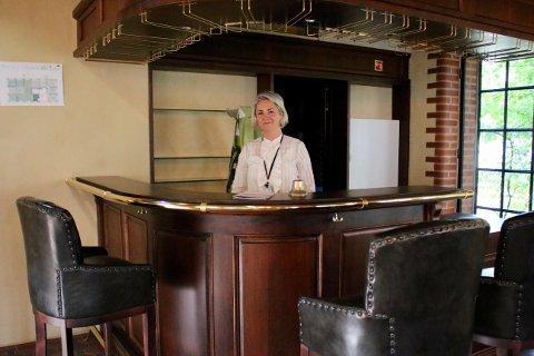 Sabina Widenqvist er hotelldirektør på Ramme.