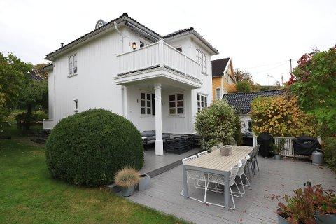 Akershusveien 2 er solgt for kr.12.100.000.