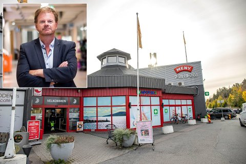 STRAMMET INN: Drøbak City har tatt flere grep for å sørge for at senteret følger retningslinjene.
