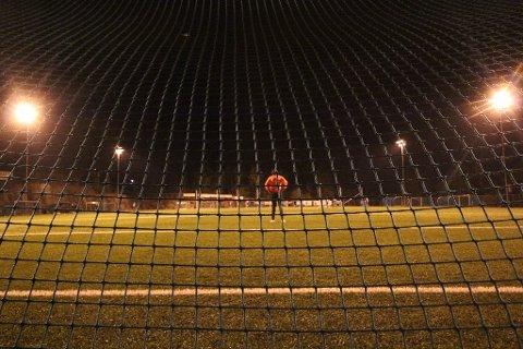 STRENG STRAFF: Voldshendelsen på Berger stadion fredag 9.oktober kan ende med strenge straffer.