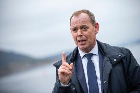 Ordfører Hans Kristian Raanaas forteller at Frogn kommune viderefører tiltakene.
