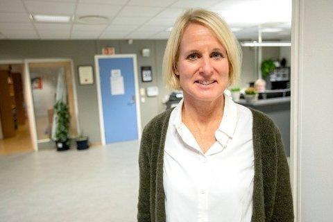 OVERRASKET: Annika Nordlund er overrasket over tiltakene, men mener de er godt forberedte.