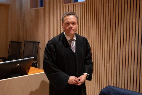 ADVOKAT: Espen Henrik Johansen i Djerv Advokatfirma AS er mannens forsvarer.
