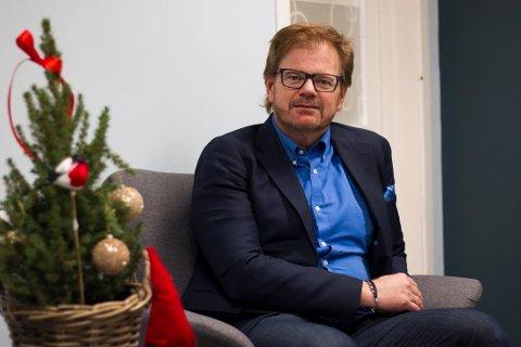 Drøbak City og Ragnar Sørlie har satt rekord i år. Desemberrekorden ble slått allerede 7. desember. Foto: Tor-Arne Dunderholen