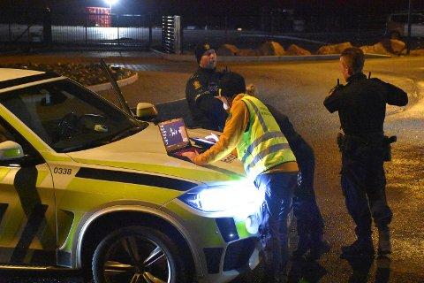 AVSLUTTET: Leteaksjon før jul ble avsluttet uten at kvinnen er funnet. Som følge av funn i sjøkanten antas det at kvinnen er forsvunnet i Oslofjorden.