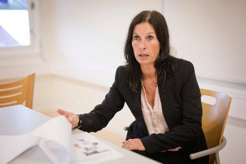 OPPFØLGING: Fungerende virksomhetsleder i Nesodden kommune, Sandra Edvardsen, forteller at Fact Ung skal styrke kommunens tilbud.