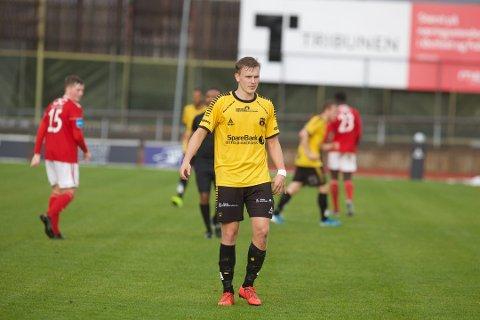 Nok å trene på. Denne uken mottok Moss FK-spilleren Magnus Fagernes i sammen med resten av spillergruppa et permitteringsvarsel på ubestemt tid. Selv om han gjerne skulle ha vært denne situasjonen foruten, så ser han også muligheten til å ta igjen det tapte etter en lang skadeperiode.