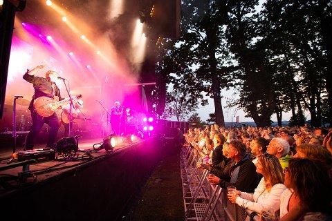 KAN BLI DEG: Akershus Amtstidende og Drøbakfestivalen inviterer til konkurranse der premien er spilletid på Drøbakfestivalen.