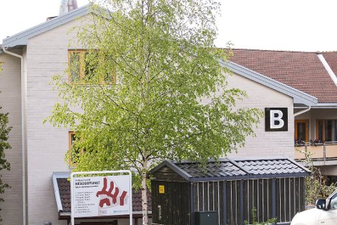 Flere beboere på Nesoddtunet bo- og servicesenter er nå i isolasjon.