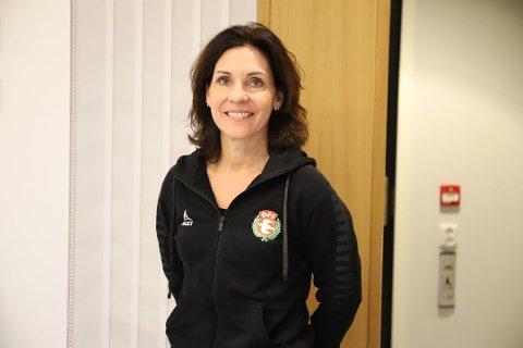 BEKYMRET: Daglig leder Teresa Storrud Visedo er bekymret for den fremtidige kvaliteten på det de kan tilby av idrettsfasiliteter dersom Frogn kommune tar over driftsansvaret selv med intensjonen om å spare 1,2 millioner kroner.