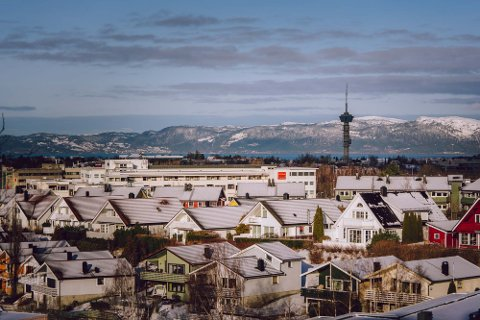 Boligprisene i Trondheim fortsetter å stige. I mai steg prisene med 1 prosent.