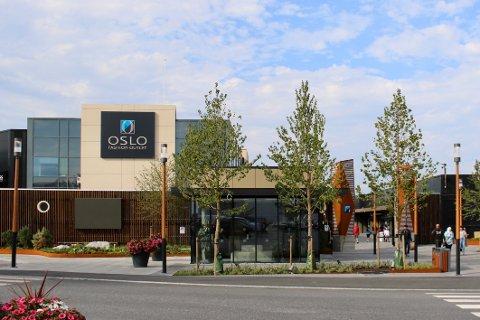 Mandag ettermiddag ble det dramatisk på Oslo Fashion Outlet da en tyv prøvde å komme seg unna vekterne.