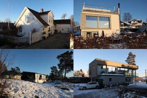 Disse boligene ble solgt i Frogn den siste måneden.