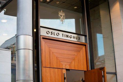 DØMT: Kvinnen ble i Oslo Tingrett dømt til 45 timer samfunnsstraff.
