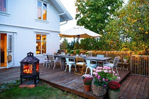 Idyllisk eiendom på Blylaget falt i smak hos Løkka-folket og ble solgt 1,1 millioner over prisvurdering.