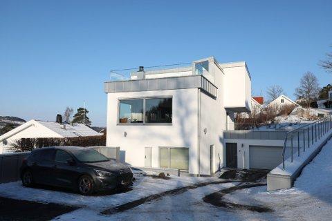 SOLGT: Elle terrasse 7 er solgt for 18.500.000 kroner.